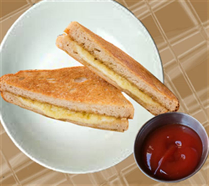 Egg Cheese Sandwich