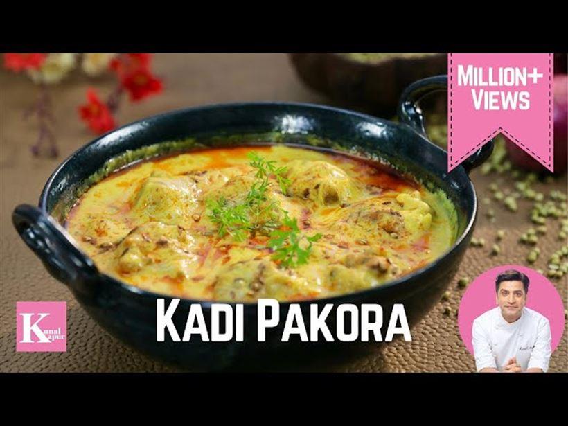 Kadhi Pakoda