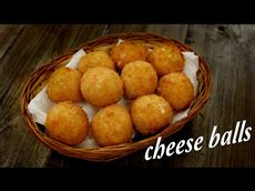 Cheese Potato Balls