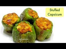 Bharwa Shimla Mirch