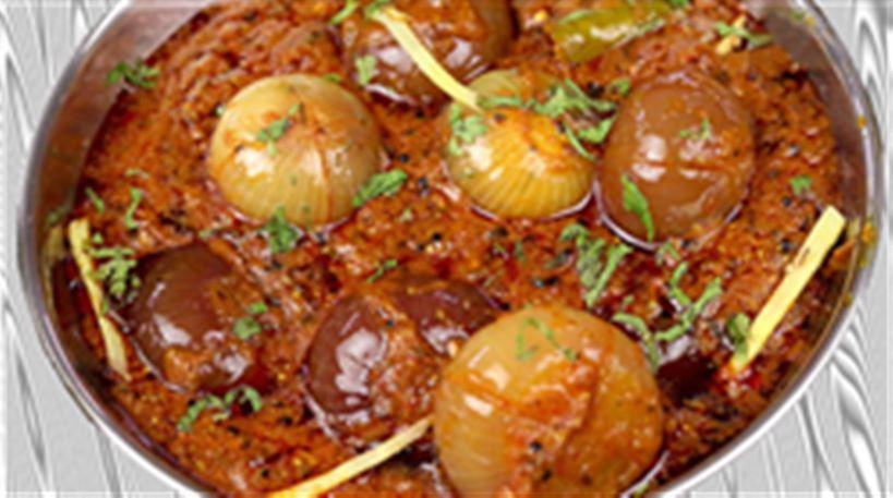 Onion Masala