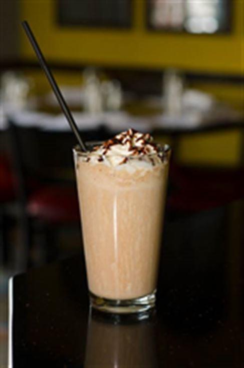 Milk Ice Cream Smoothie